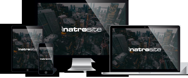 Tüm platformlarda çalışan hazır web site aracı