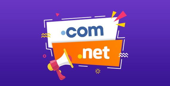 .COM ve .NET İndirimi!