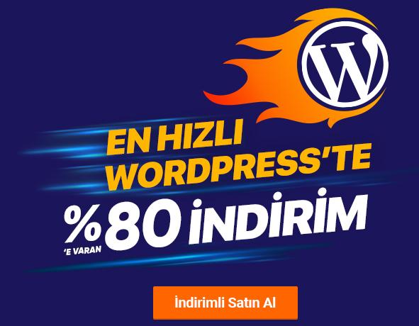 WordPress Kampanyası